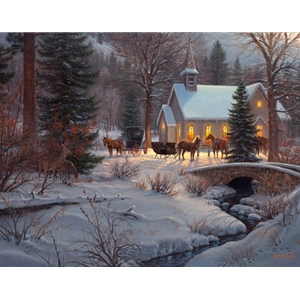 Evening Prayers by Mark Keathley