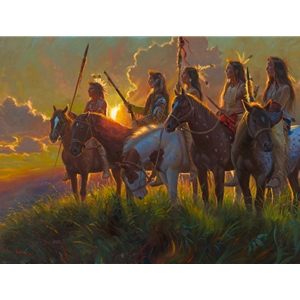 Native Sun by Mark Keathley