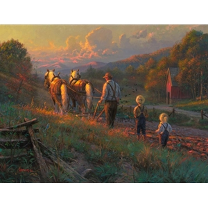 Sowin' Love by Mark Keathley