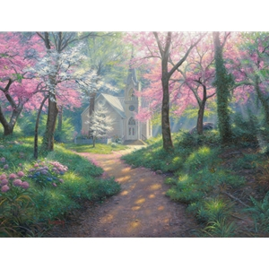 Spring Chapel by Mark Keathley