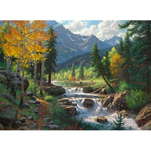 Mountain Melody by Mark Keathley