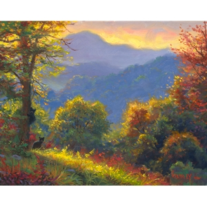 Limited edition release of The View by Mark Keathley