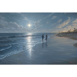 Romantic Moon by Mark Keathley