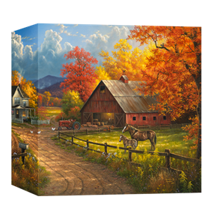 Country Blessings - Gallery Wrap