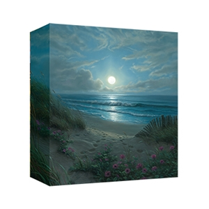 Evening Glories by Mark Keathley - Gallery Wrap
