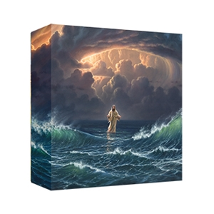 Never Forsaken - Gallery Wrap