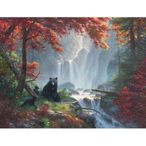 Roaring Fork Retreat by Mark Keathley