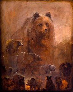 Bear in Mind by Mary Roberson
