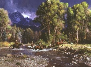 Before the River Rises by Martin Grelle