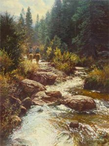Follow the River by Bob Wygant