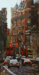 High Kensington Street by Mark Lague