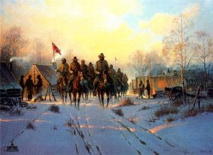 Jackson's Winter Campaign by G. Harvey