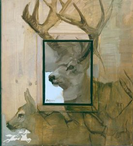 Mulies by Mary Roberson