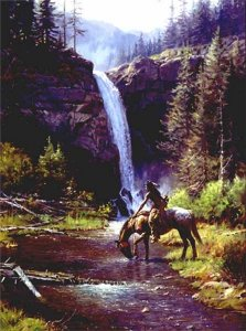 Peaceful Morn by Martin Grelle