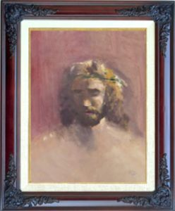 Prince of Peace Classic 12x16 Brandy