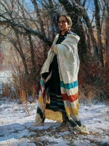 She Waits by Martin Grelle
