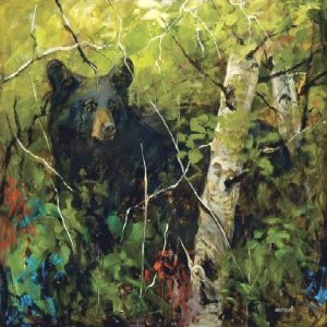 There's a Bear in There! by Mary Roberson