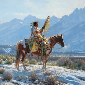Valley Guardian by Martin Grelle
