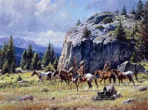 Warrior's Quest by Martin Grelle