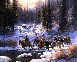 Winter Quest by Martin Grelle