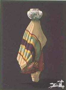 Zuni Maiden by Mary Wyant