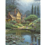 Peaceful Times by Mark Keathley