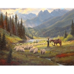He Leadeth Me by Mark Keathley