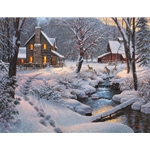 Warm and Cozy  by Mark Keathley