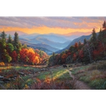 Evening Light by Mark Keathley
