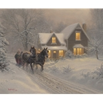 Limited edition release of I'll Be Home by Mark Keathley