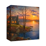 Sunset Cove - Gallery Wrap