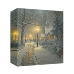 Winter Chapel - Gallery Wrap