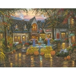 Gatlinburg, Fall at the Village by Robert Finale