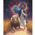 Lion and the Lamb by Mark Keathley