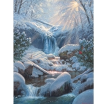 Mystic Falls III by Mark Keathley