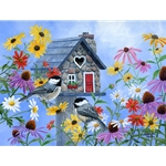 Tweetheart Cottage by Abraham Hunter  • Exclusive Release •