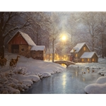 Cold Winter's Night by Mark Keathley