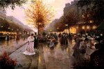 An Evening Out by Christa Kieffer