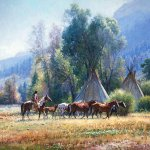 Back from the River by Martin Grelle