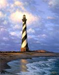 Cape Hatteras by Larry Dyke