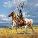 Crooked Lance by Martin Grelle