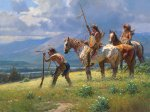 Dust in the Distance by Martin Grelle