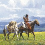 Going to Trade by Martin Grelle