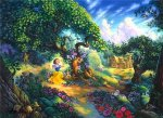 Snow White's Magical Forest by Tom duBois