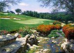 The 12th at La Cantera by Larry Dyke