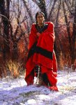 The Scarlet Robe by Martin Grelle