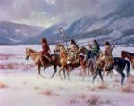 Winter of the Apsaroke by Martin Grelle