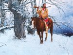 Winter Stillness by David Mann